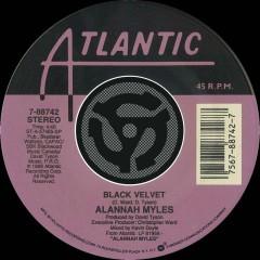 Black Velvet / If You Want To [Digital 45] - Alannah Myles