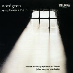 Pehr Henrik Nordgren : Symphonies 2 & 4 - Finnish Radio Symphony Orchestra