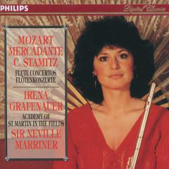Mozart / Stamitz / Mercadante: Flute Concertos - Irena Grafenauer, Sir Neville Marriner, Academy of St. Martin in the Fields