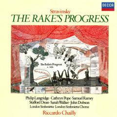 Stravinsky: The Rake's Progress - Riccardo Chailly, Philip Langridge, Cathryn Pope, Samuel Ramey, Stafford Dean