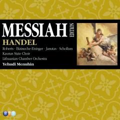 Menuhin conducts Handel : The Messiah