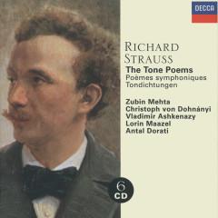 Strauss, Richard: The Tone Poems