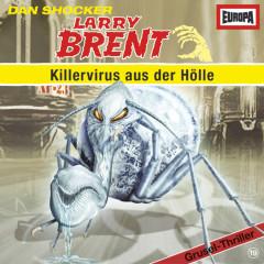 19/Killervirus aus der Hölle - Larry Brent