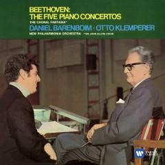 Beethoven: Piano Concertos Nos 1-5 & Choral Fantasy - Daniel Barenboim