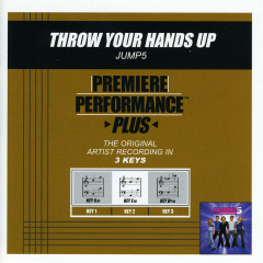 Premiere Performance Plus: Throw Your Hands Up - Jump5