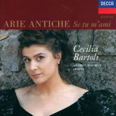 Cecilia Bartoli - Arie Antiche: Se tu m'ami - Cecilia Bartoli, György Fischer