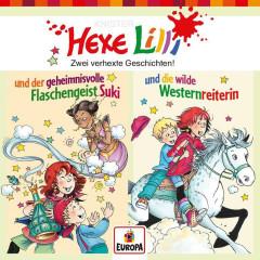 Hexe Lilli und der geheimnisvolle Flaschengeist Suki (Erstlesergeschichten) - Hexe Lilli
