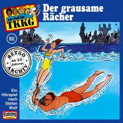 092/Der grausame Rächer - TKKG Retro-Archiv