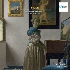 Bach: Goldberg Variations [The National Gallery Collection] (The National Gallery Collection) - Alexis Weissenberg