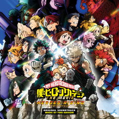 My Hero Academia: Heroes Rising (Original Motion Picture Soundtrack) - Yuki Hayashi