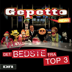Gepetto News - Det Værste Fra Top 3 - Various Artists