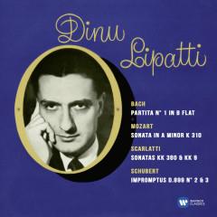 Recital Bach, Mozart, Scarlatti & Schubert - Dinu Lipatti