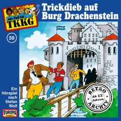 059/Trickdieb auf Burg Drachenstein