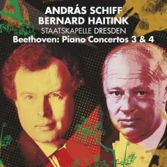 Beethoven : Piano Concertos Nos 3 & 4 - Andras Schiff