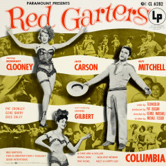 Red Garters - Rosemary Clooney, Guy Mitchell, Joanne Gilbert