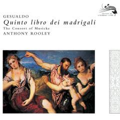 Gesualdo: Quinto Libro di Madrigali - The Consort Of Musicke, Anthony Rooley