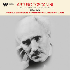 Brahms: The Four Symphonies & Variations on a Theme by Haydn (Live at Royal Festival Hall, 1952) - Arturo Toscanini
