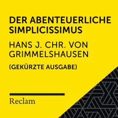 Grimmelshausen: Der abenteuerliche Simplicissimus (Reclam Hörbuch) (Gekürzte Ausgabe) - Reclam Hörbücher, Martin Gruber, Hans Jacob Christoph von Grimmelshausen