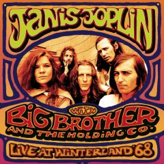 Janis Joplin Live At Winterland '68 - Big Brother & The Holding Company, Janis Joplin