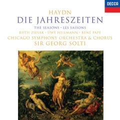 Haydn: Die Jahreszeiten (The Seasons) - Sir Georg Solti, Ruth Ziesak, Uwe Heilmann, René Pape, Chicago Symphony Chorus