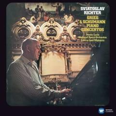Grieg & Schumann: Piano Concertos (2011 - Remaster) - Sviatoslav Richter