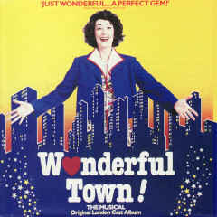 Wonderful Town! (Original London Cast Recording) - Various Artists