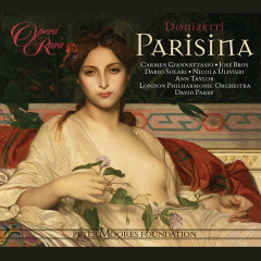 Donizetti: Parisina - Carmen Giannatasio, José Bros, Dario Solari, Nicola Ulivieri, Ann Taylor