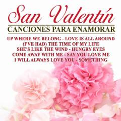 San Valentín-Canciones para Enamorar