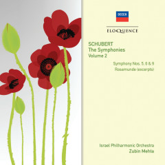 Schubert: The Symphonies Vol.2 - Israel Philharmonic Orchestra, Zubin Mehta