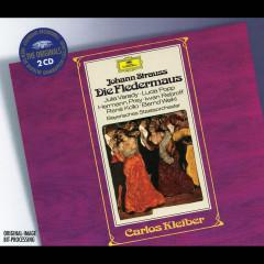 Strauss: Die Fledermaus - Bavarian State Orchestra, Carlos Kleiber
