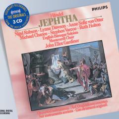 Handel: Jeptha - Lynne Dawson, Ruth Holton, Anne Sofie von Otter, Michael Chance, Nigel Robson