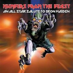 Numbers From The Beast: An All-Star Tribute To Iron Maiden - Various Artists