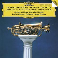 Trompetenkonzerte - Hannes Läubin, Wolfgang Läubin, Bernhard Läubin, Simon Preston, English Chamber Orchestra