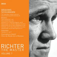 Richter the Master - Brahms & Schumann - Sviatoslav Richter