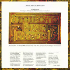 Electronic Music Winners - Various Artists