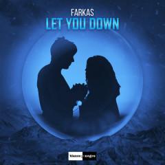 Let You Down (Single)