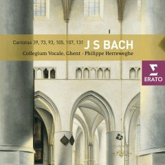 Bach : Cantatas - Philippe Herreweghe