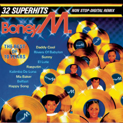 The Best Of 10 Years - Boney M.