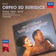 Gluck: Orfeo ed Euridice - Sylvia McNair, Cyndia Sieden, Derek Lee Ragin, Monteverdi Choir, English Baroque Soloists