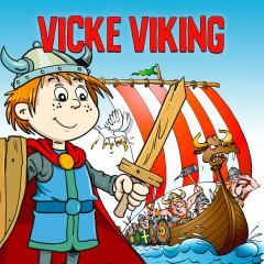 Vicke Viking - Bert-Åke Varg, Hans Lindgren, Mats Lindström, Mari Isedal, Börje Nyberg