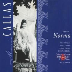 Bellini: Norma - Maria Callas, Franco Corelli, Christa Ludwig, Nicola Zaccaria, Coro e Orchestra del Teatro alla Scala, Milano