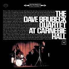 At Carnegie Hall - The Dave Brubeck Quartet