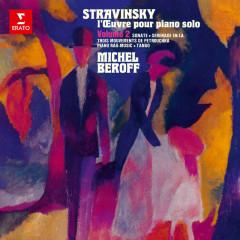 Stravinsky: L'œuvre pour piano solo, vol. 2. Trois mouvements de Pétrouchka, Piano-Rag Music & Tango - Michel Beroff