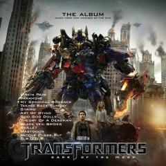 Transformers: Dark of the Moon - The Album - Various Artists