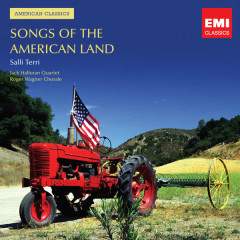 Songs Of The American Land/Voices Of The South - Salli Terri