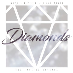 Diamonds - WD2N, N.E.O.N, Dizzy Clash, Anaisa Crosara