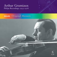 Arthur Grumiaux - Philips Recordings 1955-1977 - Arthur Grumiaux