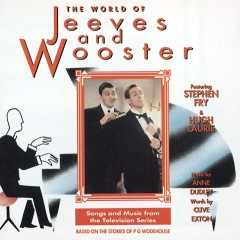 The World Of Jeeves And Wooster - Anne Dudley