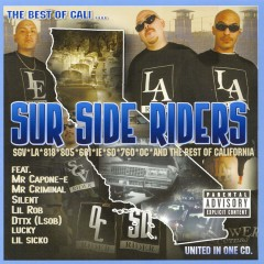 The Best of Cali... Sur Side Riders - Various Artists
