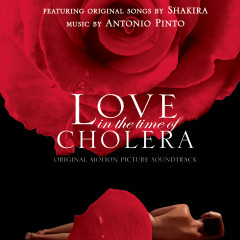 Love in the Time Of Cholera EP - Shakira